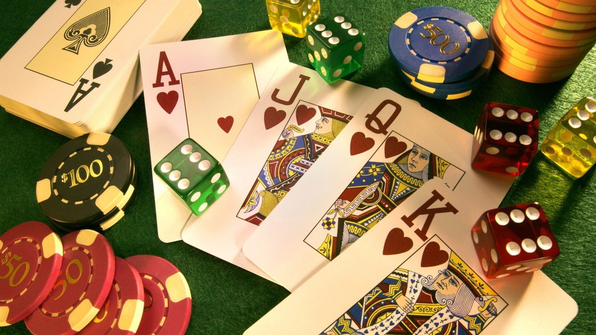 enjoy playing slot machines